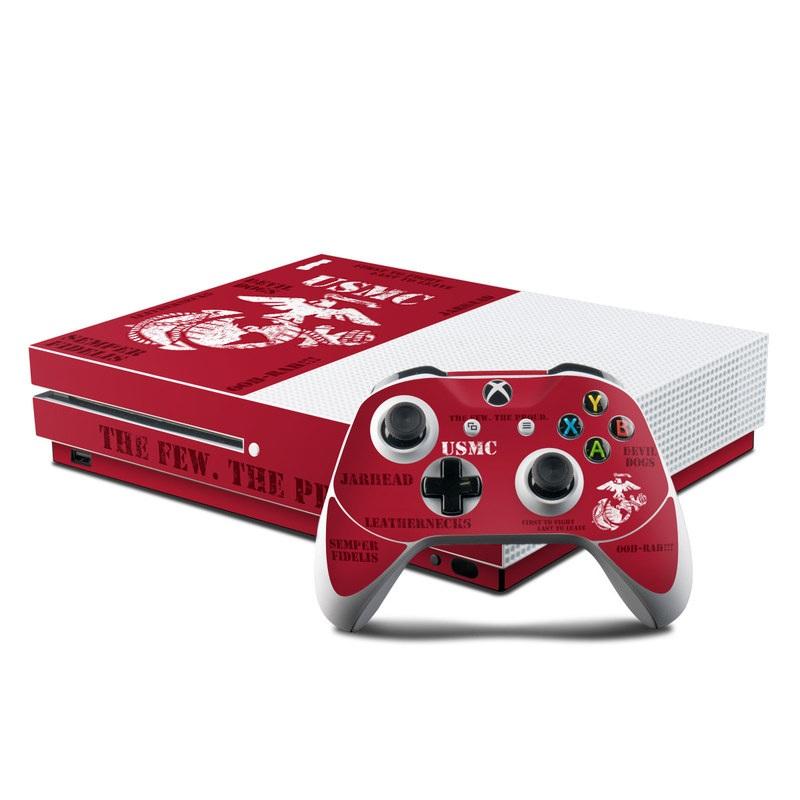 Semper Fi Xbox One S Skin
