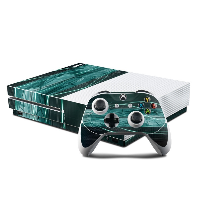Shattered Xbox One S Skin