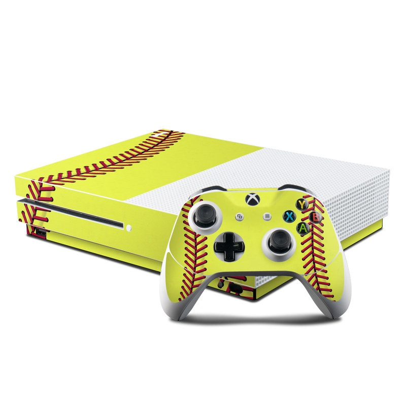 Softball Xbox One S Skin