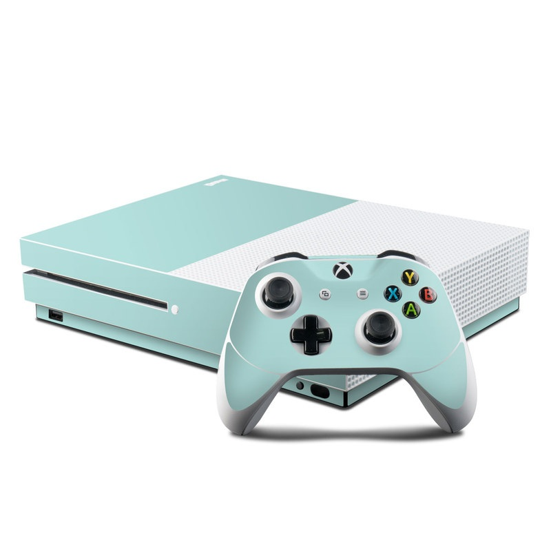 Solid State Mint Xbox One S Skin
