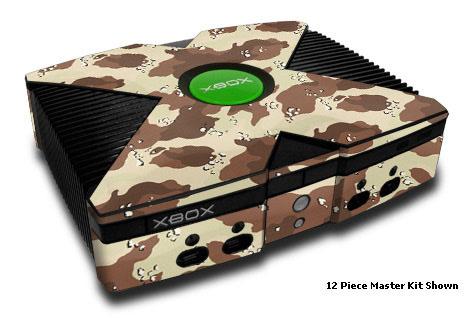Desert Camo Xbox Skin
