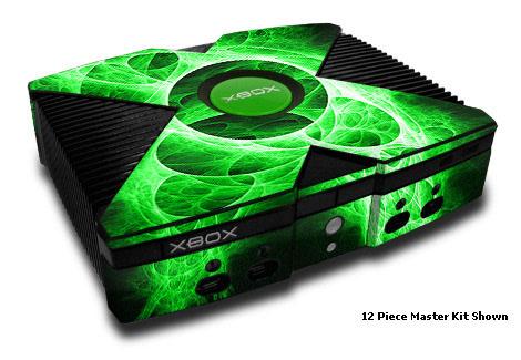 Ectoplasm Xbox Skin