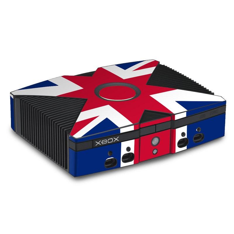 Union Jack Xbox Skin