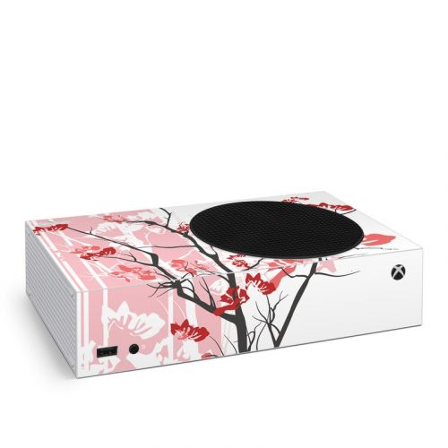 Pink Tranquility Xbox Series S Skin