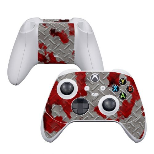 Accident Xbox Series S Controller Skin
