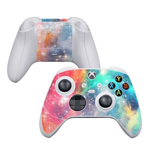 Galactic Xbox Series S Controller Skin