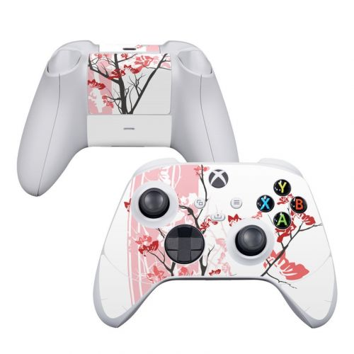 Pink Tranquility Xbox Series S Controller Skin