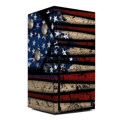 Old Glory Xbox Series X Skin