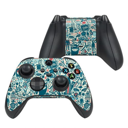 Committee Xbox Series X Controller Skin