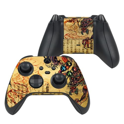 Dragon Legend Xbox Series X Controller Skin
