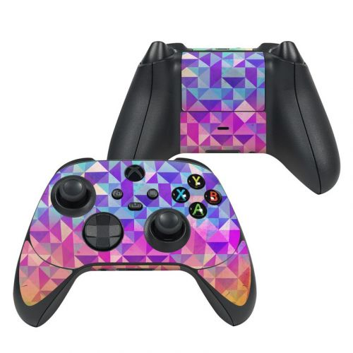 Fragments Xbox Series X Controller Skin