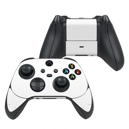 Solid State White Xbox Series X Controller Skin