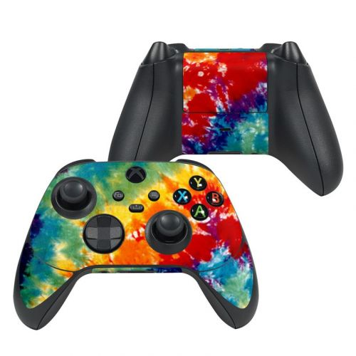Tie Dyed Xbox Series X Controller Skin