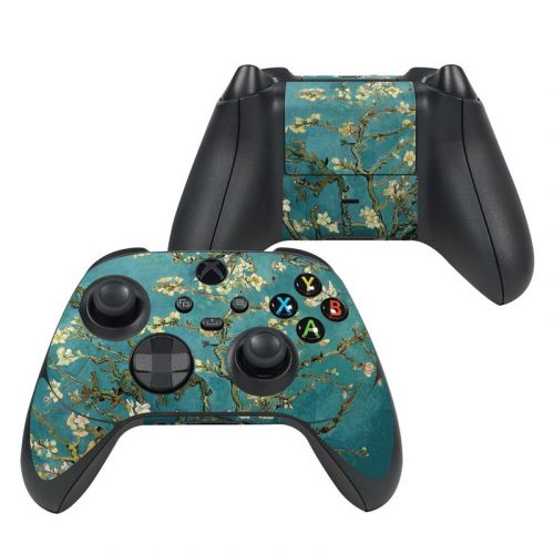 Blossoming Almond Tree Xbox Series X Controller Skin