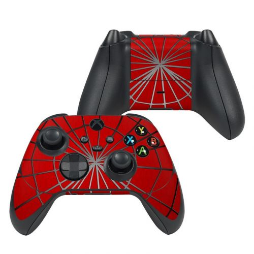 Webslinger Xbox Series X Controller Skin