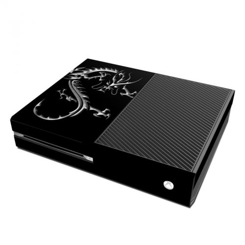 Chrome Dragon Xbox One Skin