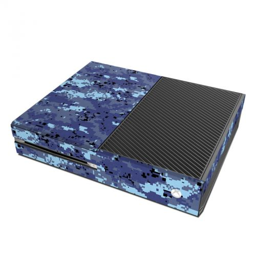 Digital Sky Camo Xbox One Skin