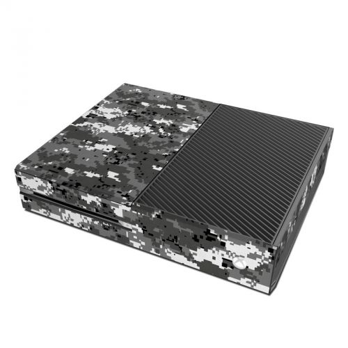 Digital Urban Camo Xbox One Skin