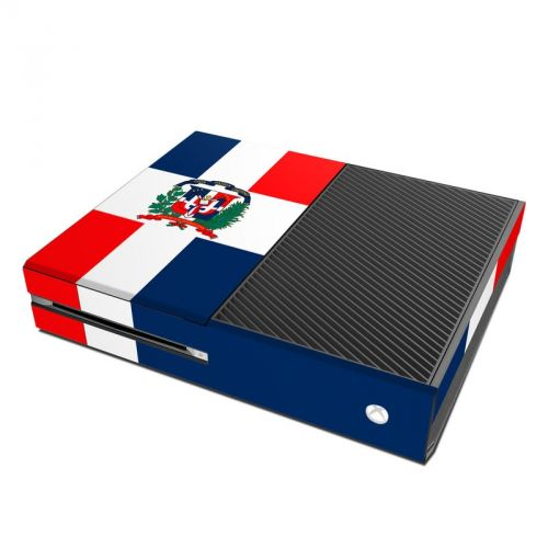 Dominican Republic Flag Xbox One Skin