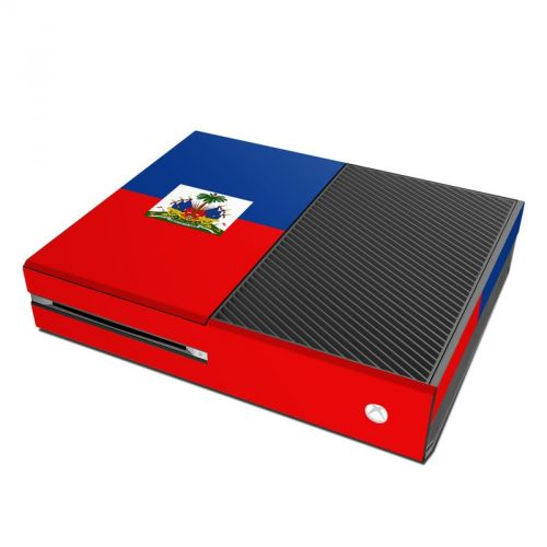 Haiti Flag Xbox One Skin