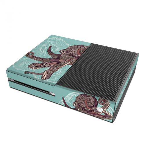 Octopus Bloom Xbox One Skin