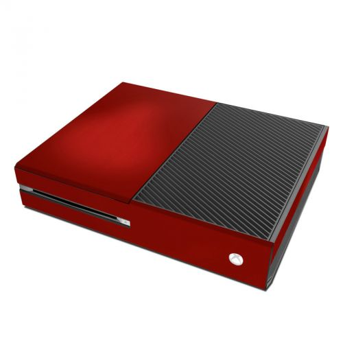 Red Burst Xbox One Skin