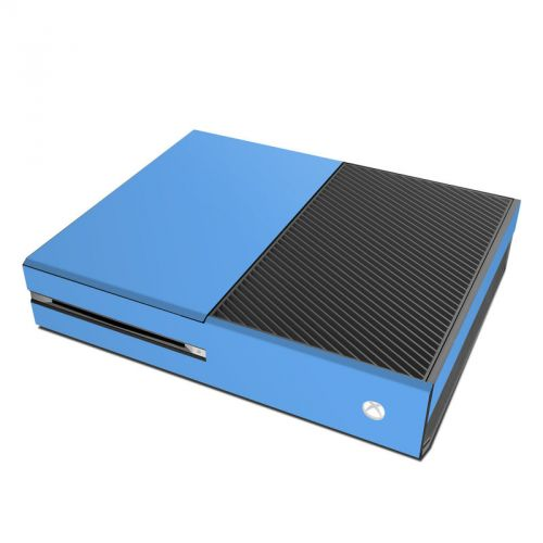 Solid State Blue Xbox One Skin