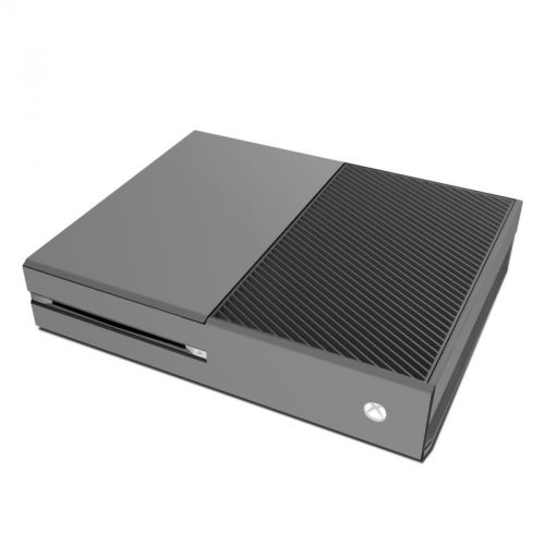 Solid State Grey Xbox One Skin