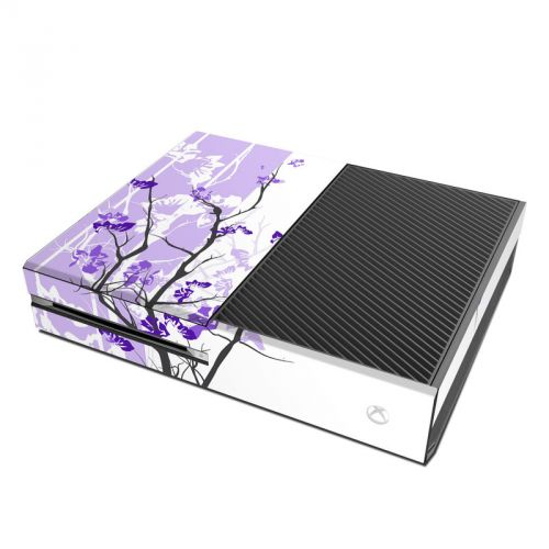 Violet Tranquility Xbox One Skin