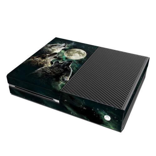 Three Wolf Moon Xbox One Skin