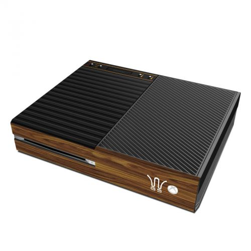 Wooden Gaming System Xbox One Skin