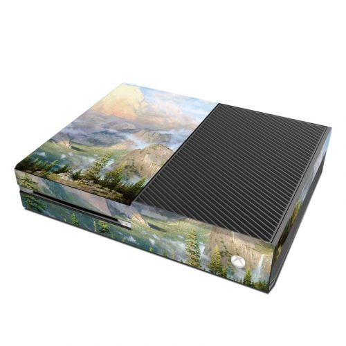 Yosemite Valley Xbox One Skin