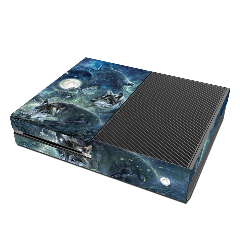 Bark At The Moon Xbox One Skin