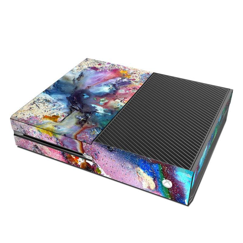 Cosmic Flower Xbox One Skin