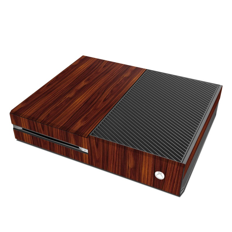 Dark Rosewood Xbox One Skin