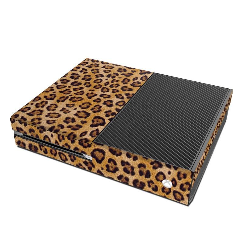Leopard Spots Xbox One Skin