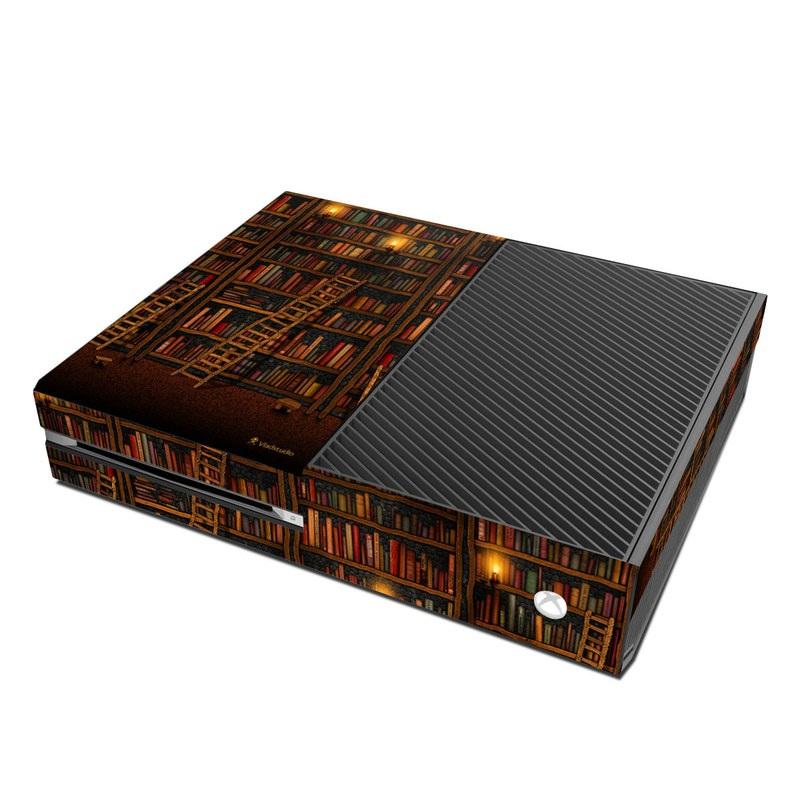 Library Xbox One Skin