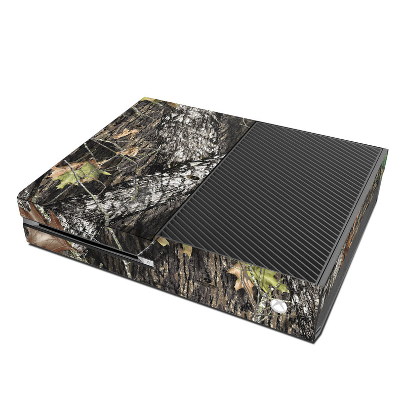 Xbox One Skin design of Leaf, Tree, Plant, Adaptation, Camouflage, Branch, Wildlife, Trunk, Root with black, gray, green, red colors
