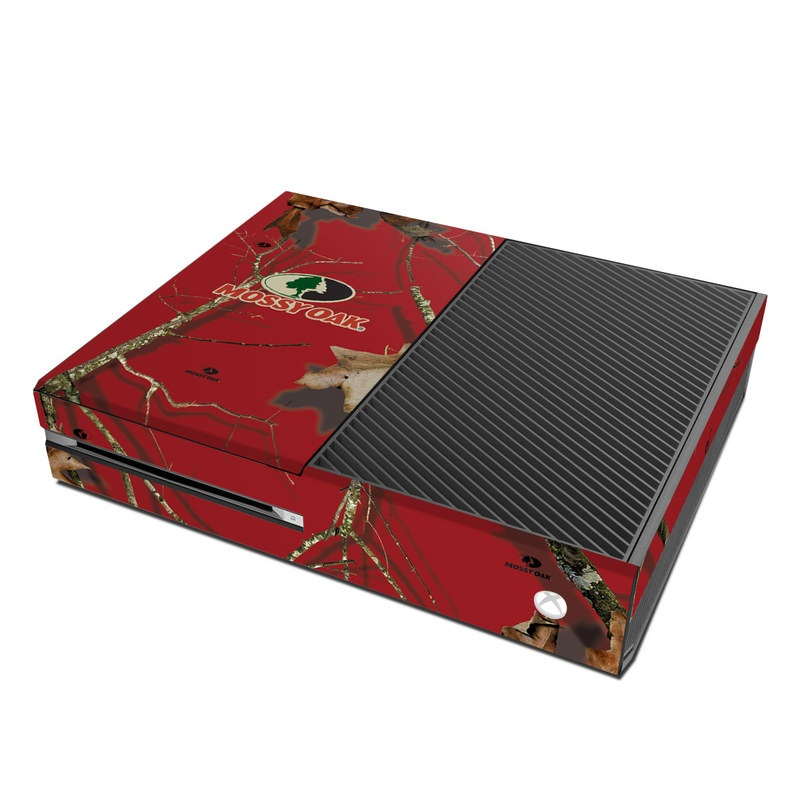 Break Up Lifestyles Red Oak Xbox One Skin