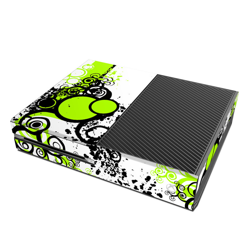 Simply Green Xbox One Skin