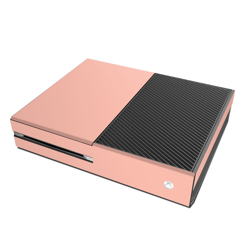 Solid State Peach Xbox One Skin