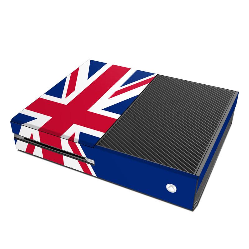 Union Jack Xbox One Skin