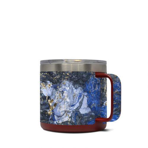 792549c4f00 Dusk Marble Yeti Rambler Mug 14oz Skin | iStyles