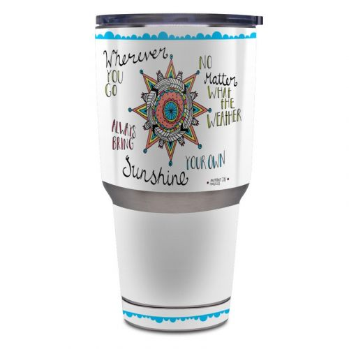 Bring Your Own Yeti Rambler Tumbler 30oz Skin
