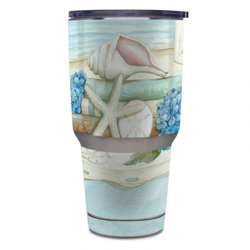 Stories of the Sea Yeti Rambler Tumbler 30oz Skin