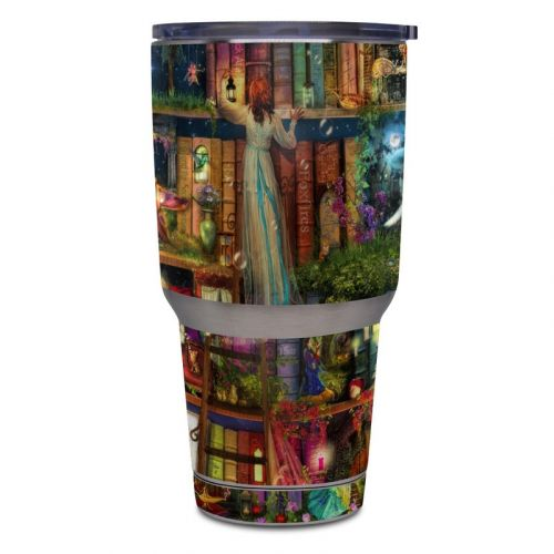 Treasure Hunt Yeti Rambler Tumbler 30oz Skin
