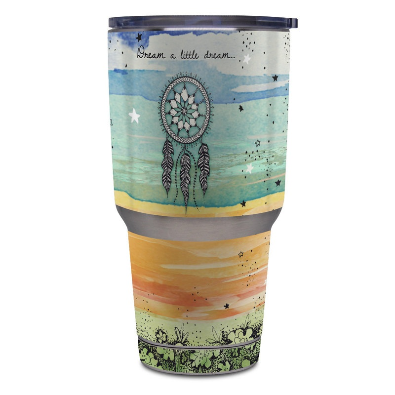 Dream A Little Yeti Rambler Tumbler 30oz Skin