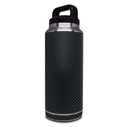 Carbon Yeti Rambler Bottle 36oz Skin