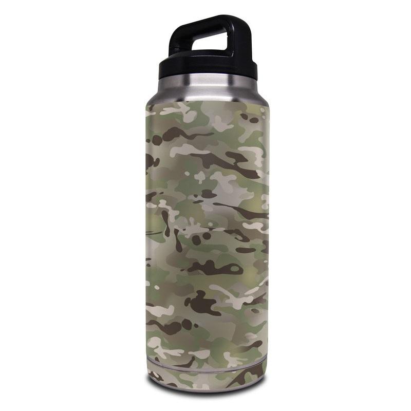 508b16530d3 FC Camo Yeti Rambler Bottle 36oz Skin