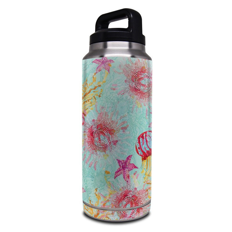 Meduzas Yeti Rambler Bottle 36oz Skin